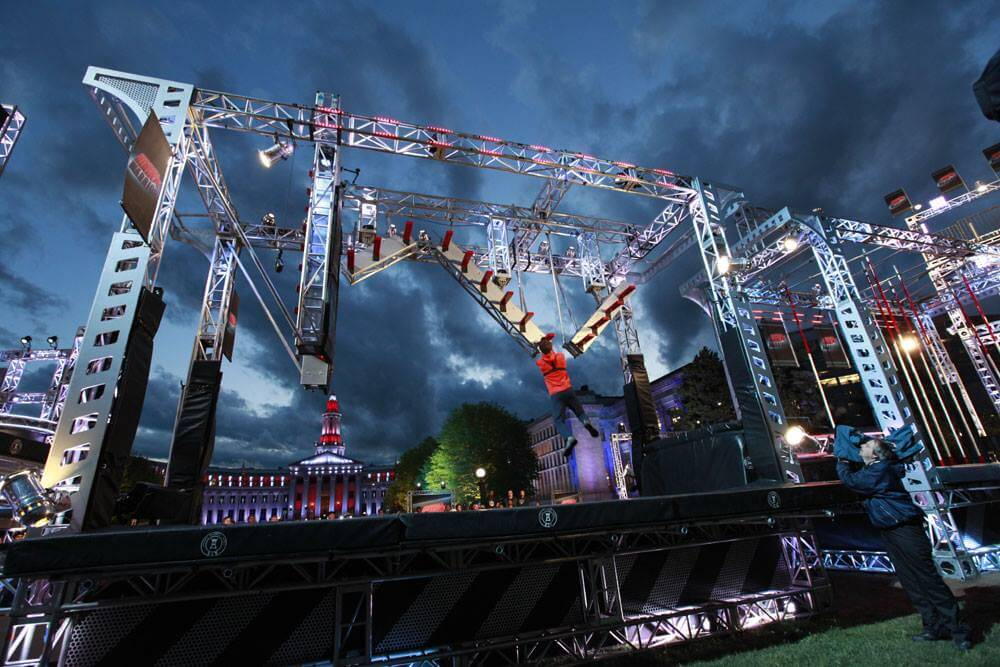 Ninja Warrior Obstacles  Most Difficult Obstacle Course